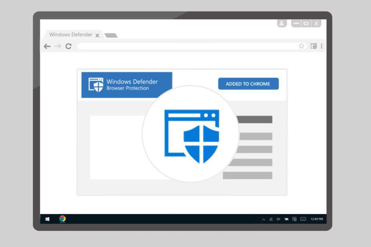 آنتی ویروس جدید مایکروسافت برای گوگل کروم
