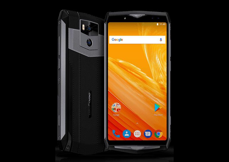 گوشی هوشمند جدید Ulefone با باتری 13 هزار میلیآمپری!