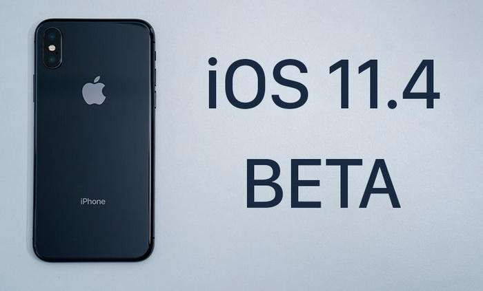اولین نسخه بتای عمومی از iOS 11.4 منتشر شد