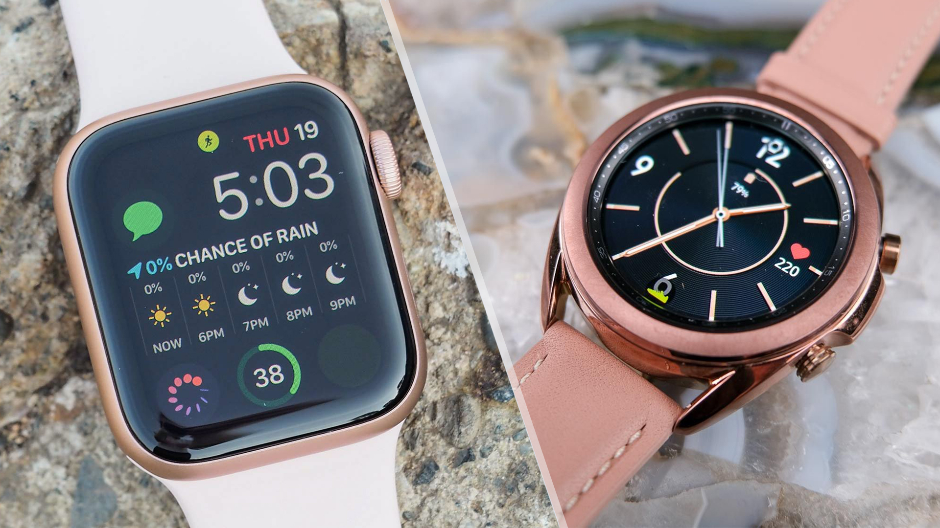 Apple Watch 6 vs Galaxy Watch 3 | Your Best Guide to choose